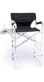Morphe Brushes Tall Aluminum Director's Chair
