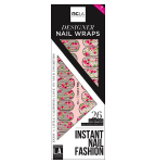 NCLA Designer Nail Wraps - Love Me, Again